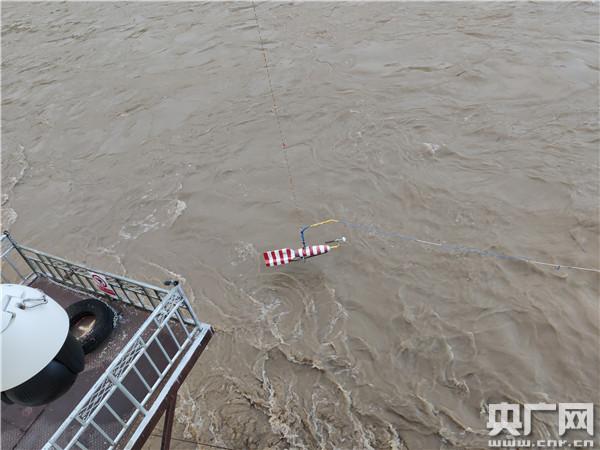 形势日益严峻!黄河出现2020年第4号洪水