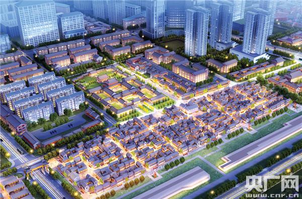郑州管城区:推进商都历史文化区建设 铺展出叠彩的时代新画卷