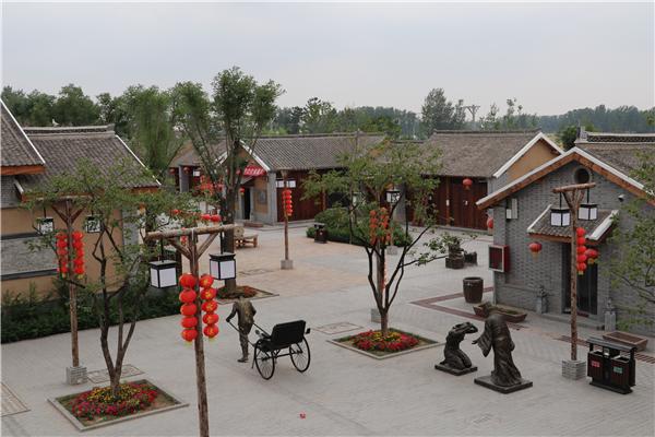 """太康县老冢镇:每人每天""""五分钱"""" 改善人居环境建设美丽家园"""